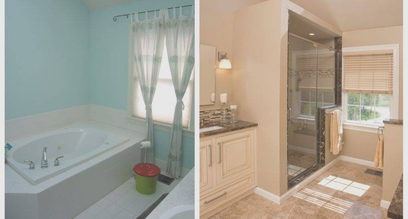 Small Remodel Before After Elegant Interior Simple