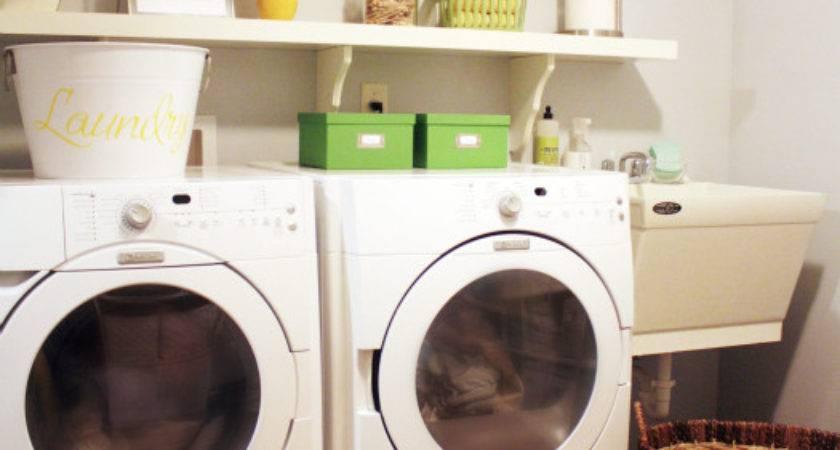 Small Room Design Laundry Decorating Ideas