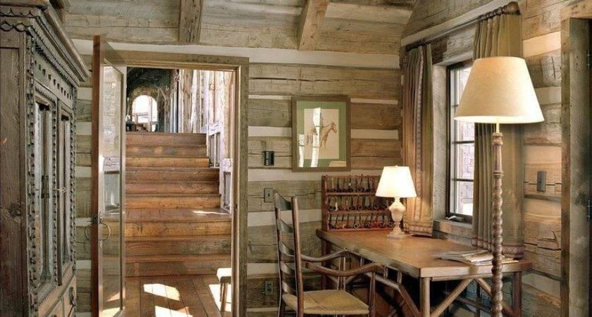 Small Rustic Cabin Interiors Brokeasshome