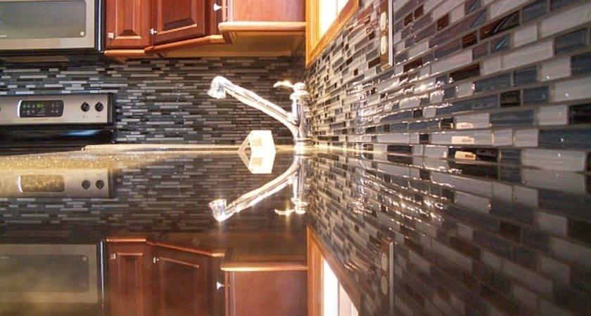 Small Tile Backsplash Best Kitchen
