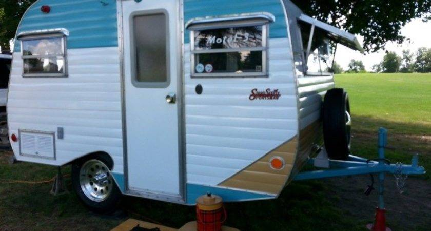 Small Vintage Camper Sale Autos Weblog