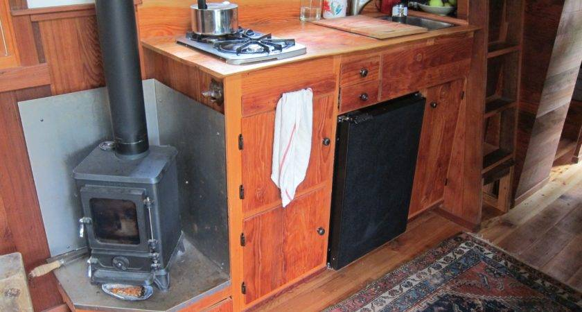 Small Wood Stoves Tiny House Reclaimed