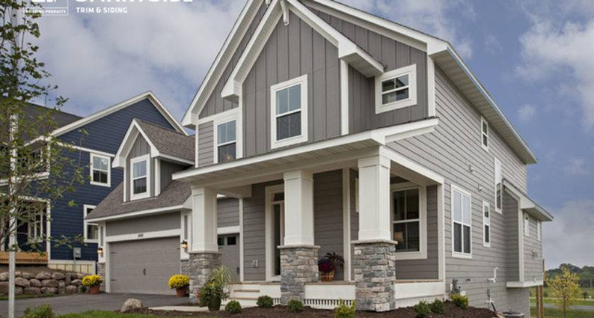 Smartside Lap Siding Traditional Exterior