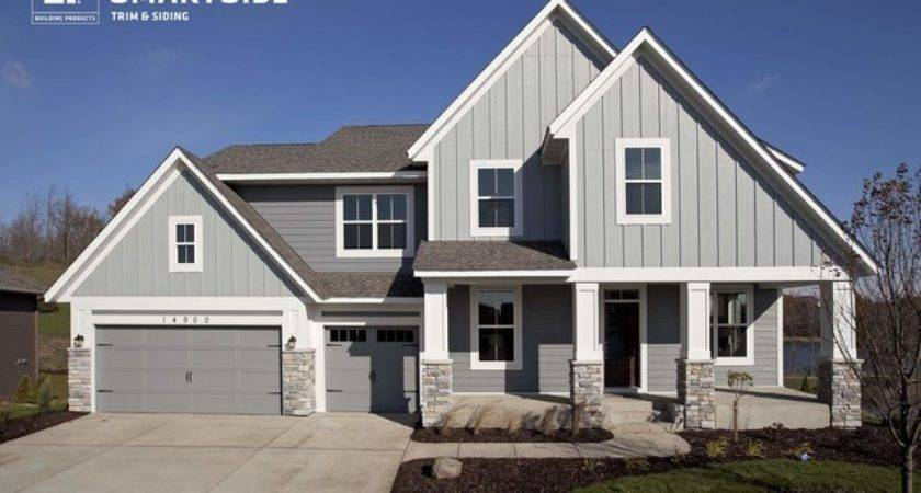 Smartside Panel Siding Traditional Exterior