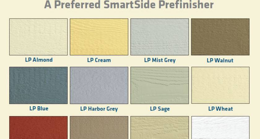 Smartside Prefinished Colors Related Keywords