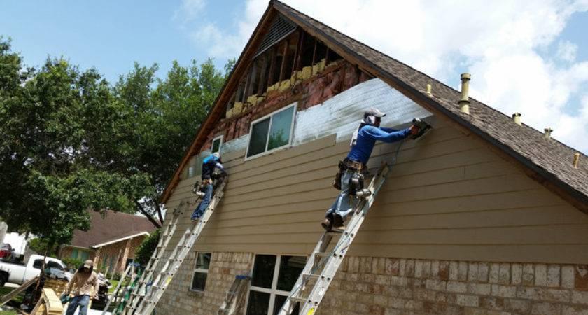 Smartside Siding Job South Houston Texas Home Exteriors