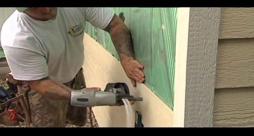 Smartside Siding Residential Installation Lindus