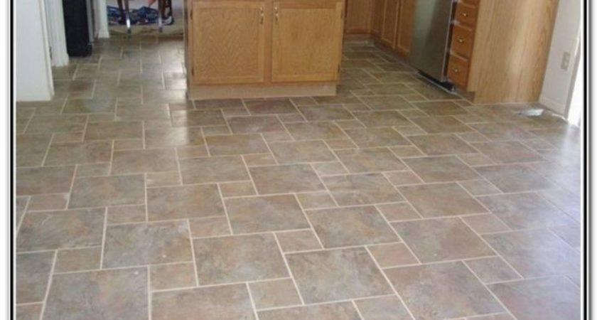 Snap Together Tile Flooring Bathroom Interior