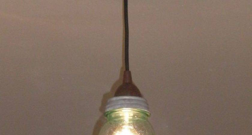 Sneak Peek Large Mason Jar Pendant Light Pottery Barn
