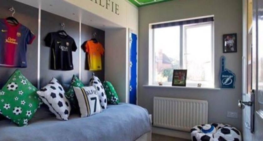 Soccer Credit Cooper Bespoke Joinery Ltd Rooms