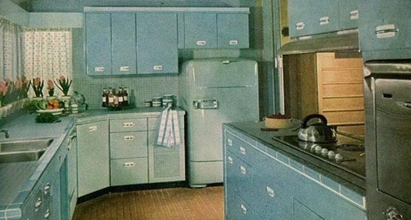 Soft Blue Kitchen Your Dream Home