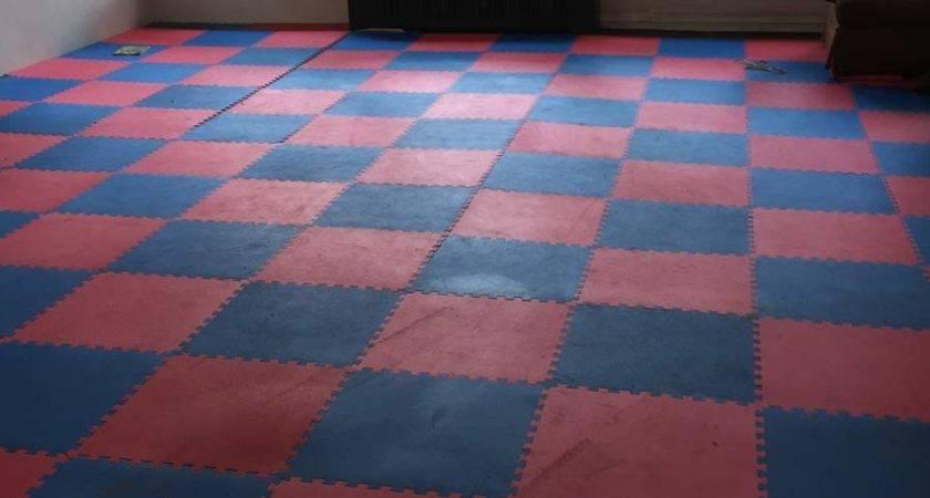 Soft Tiles Jumbo Tile Inch Interlocking Sport