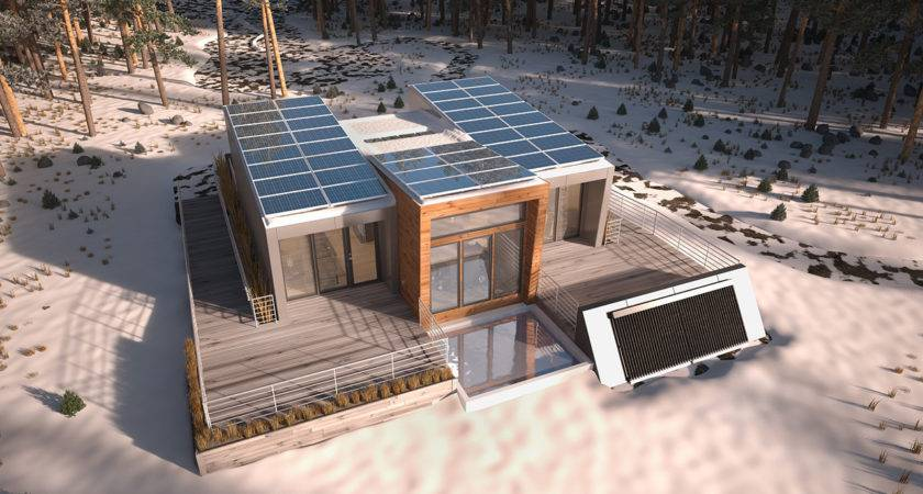 Solar Decathlon Team Alberta Designs Modular Home