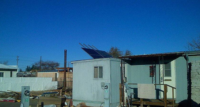 Solar Panel Over Mobile Can Beginnings