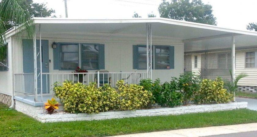 Sold Palm Harbor Mobile Home Beach Gardens