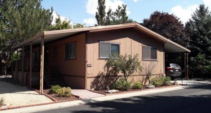 Sold Skyline Mobile Home Reno Sales Price