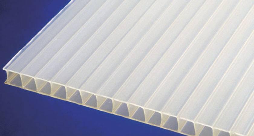 Solexx Pre Cut Greenhouse Polycarbonate Sheets