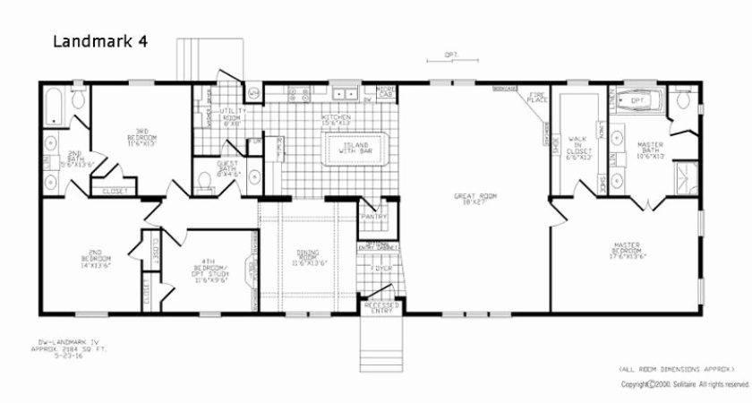 Solitaire Homes Floor Plans Best Double Wide Floorplans