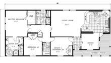 Solitaire Homes Floor Plans House Design