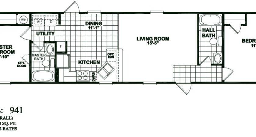 Solitaire Homes Floor Plans Matttroy