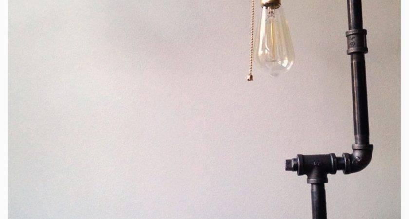 Song Diy Industrial Lamp