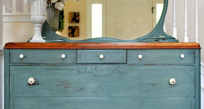 Sophia Milk Paint Dresser