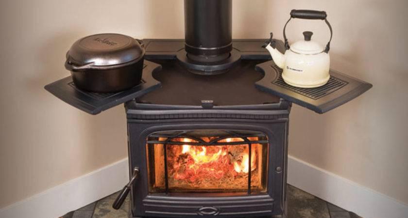 South Island Fireplace Alderlea Freestanding Cast Iron