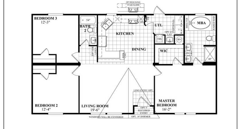 Southern Energy Homes Texas Floor Plans