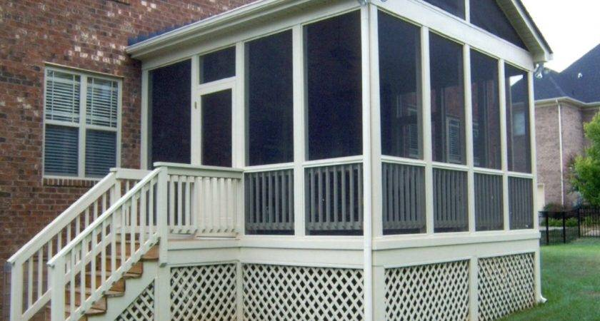 Southern Living Screened Porches