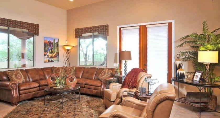 Southwest Style Home Decor Fence Ideas