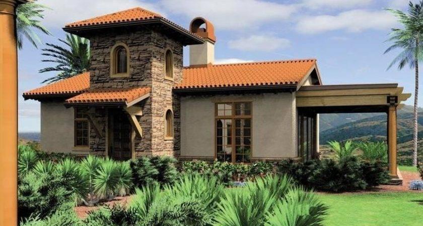 Southwestern House Plans Photos