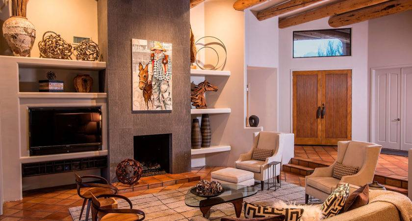 Southwestern Interior Design Style Decorating Ideas