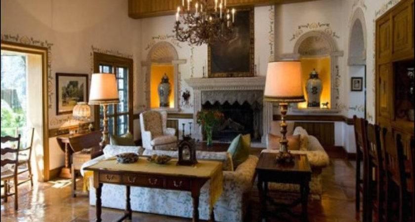 Southwestern Living Room Design Ideas Home Decorating