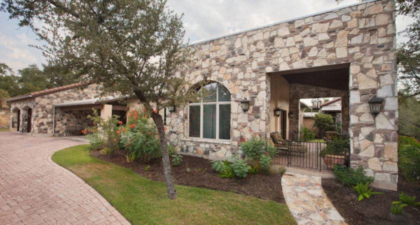 Southwestern Style Home Build