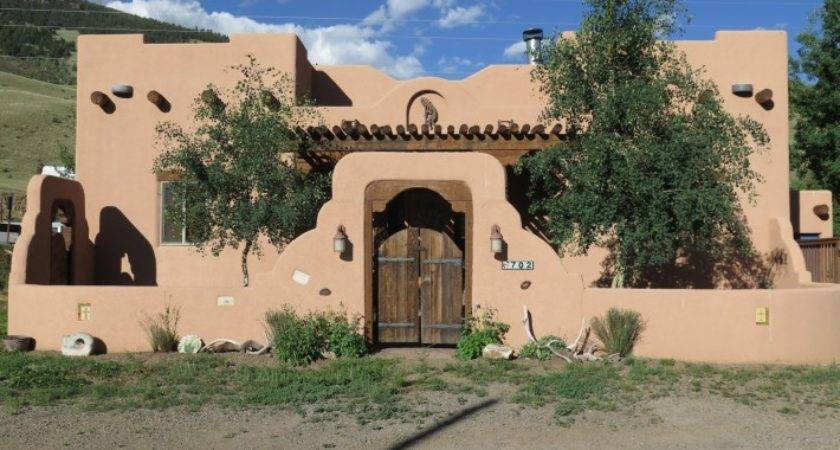 Southwestern Style Home Business Zoning