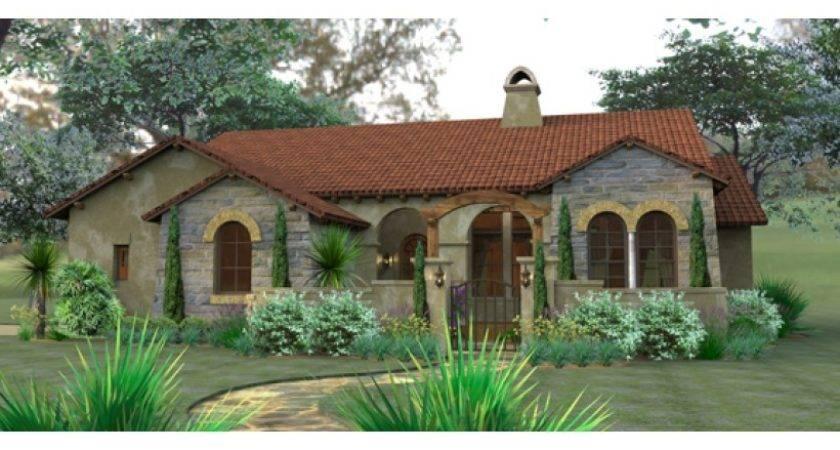 Southwestern Style House Plans