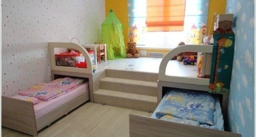 Space Saving Furniture Ideas Small Kids Room