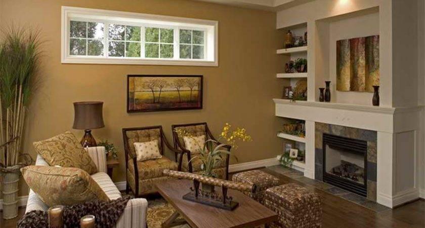 Spacious Open Floor Plan Using Stunning Room Color Ideas