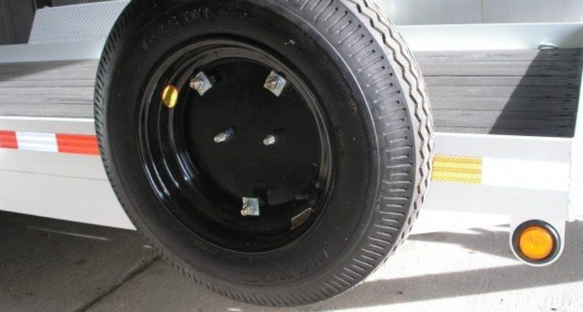 Spare Tire Adapter Mobile Home Wheel Trailer Parts