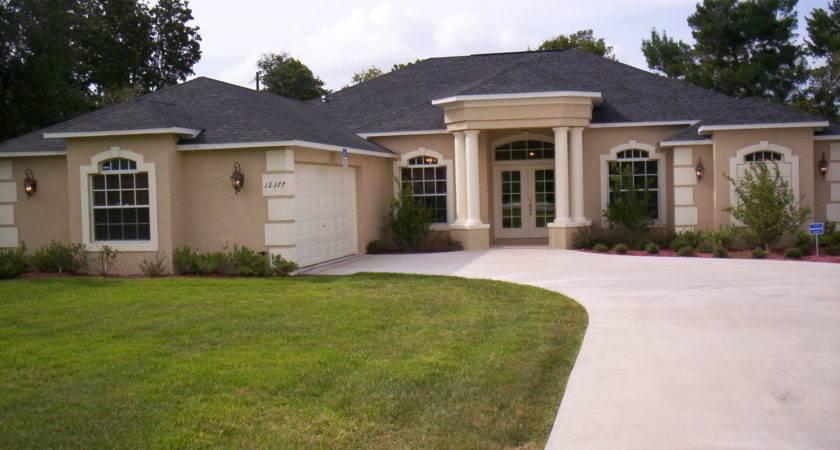 Spec Homes Sale Model Citrus County