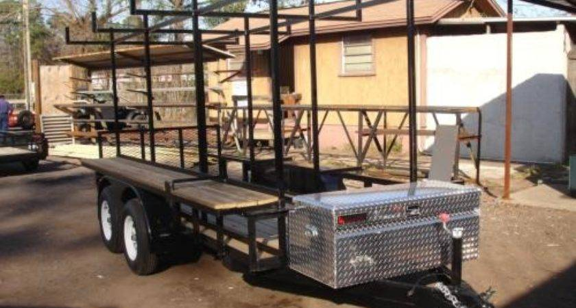 Specialty Trailers Florida Custom Manufacturer Food