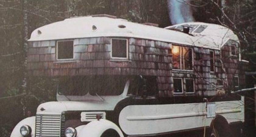 Spectacular Retro Campers Rvs Motorhomes Crazy