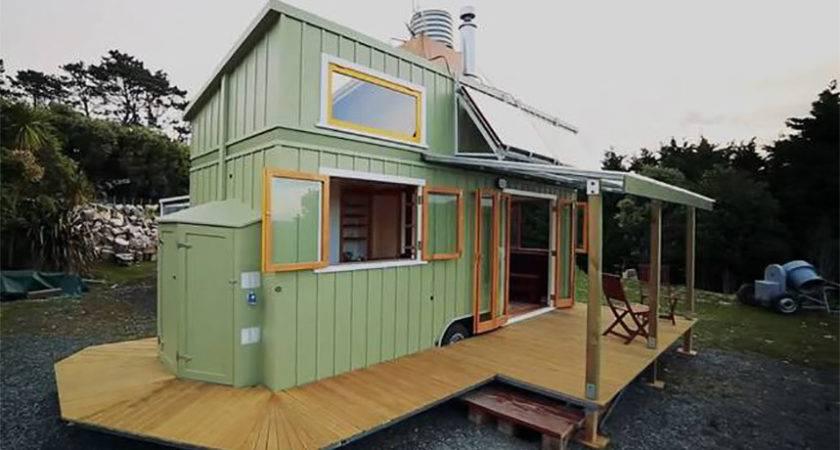Spotlight Tiny House Movement New Zealand