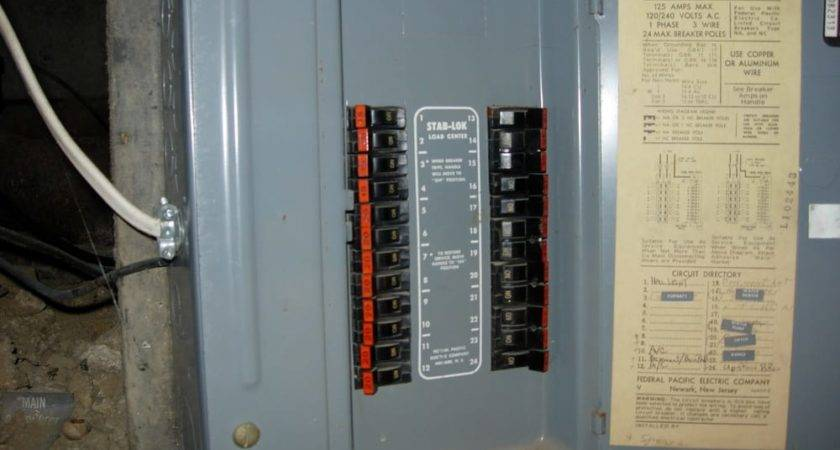 Spotting Electric Panels Need Replaced Pca