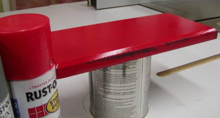 Spray Paint Didn Stick Chunkyc Lumberjocks
