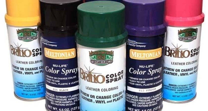 Spray Paint Shoes Manhattan Wardrobe Supply