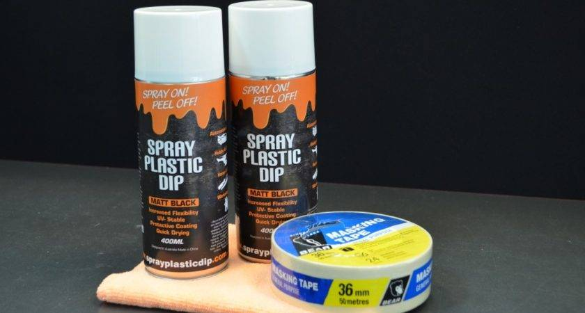 Spray Plastic Dip Flexible Rubber Coating Liquid Vinyl