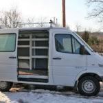 Sprinter Max Diy Camper Van
