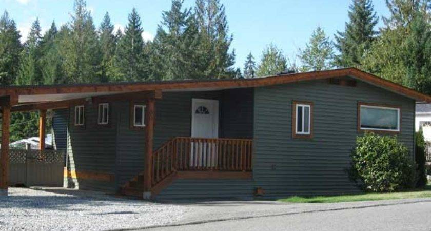 Sproat Lake Mobile Home Park Pads Orientated