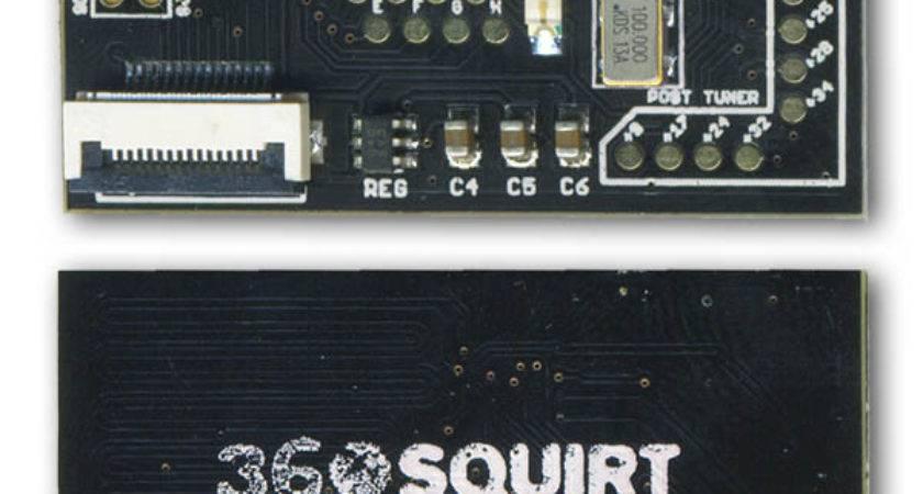 Squirt Reloaded Bga Jtag Board Mhz Glitcher Rgh